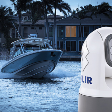Give the Gift of Heightened Situational Awareness and Increased Safety on the Water