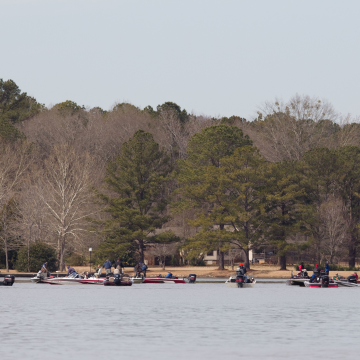 Stable Conditions On Tap For Bassmaster Eastern Open On Lay Lake