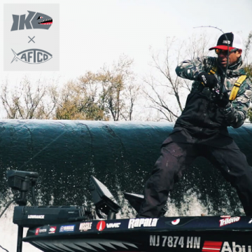 Bass Pro Mike Iaconelli Joins Team AFTCO