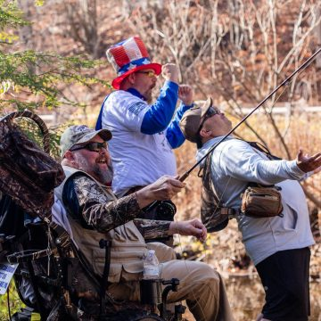 Helping Vets, First Responders and Caregivers Heal through Flyfishing