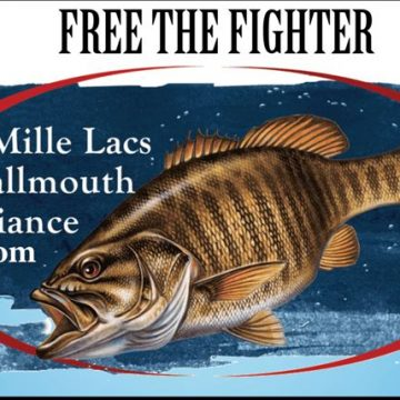 Simms Fishing Products Renews Partnership for Conservation with Mille Lacs Smallmouth Alliance