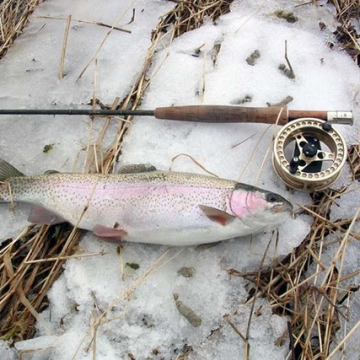Indiana DNR Offers Winter Angling Tips