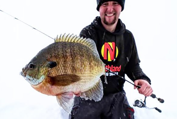 Midwinter Panfish Tips for Tough Bites
