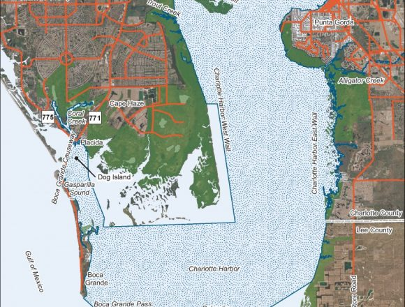 Florida's Charlotte Harbor Plagued by Growing Algae Blooms