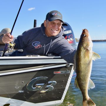Fishing the Midwest Joins Forces with G3 Boats/Yamaha Outboards