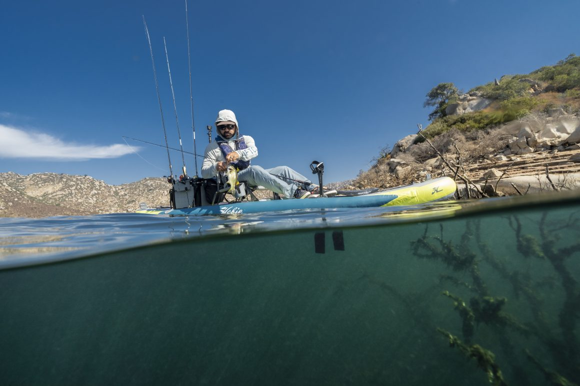 """Grab and Go"" With Hobie's New Mirage® iTrek Inflatables"