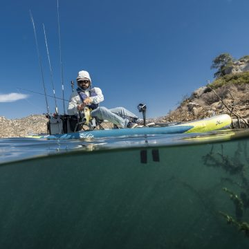 """""""Grab and Go"""" With Hobie's New Mirage® iTrek Inflatables"""