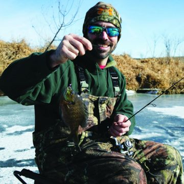 Layer Up for Ice Fishing Comfort