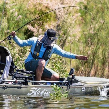 Schedule Announced For 2021 B.A.S.S. Nation Kayak Series
