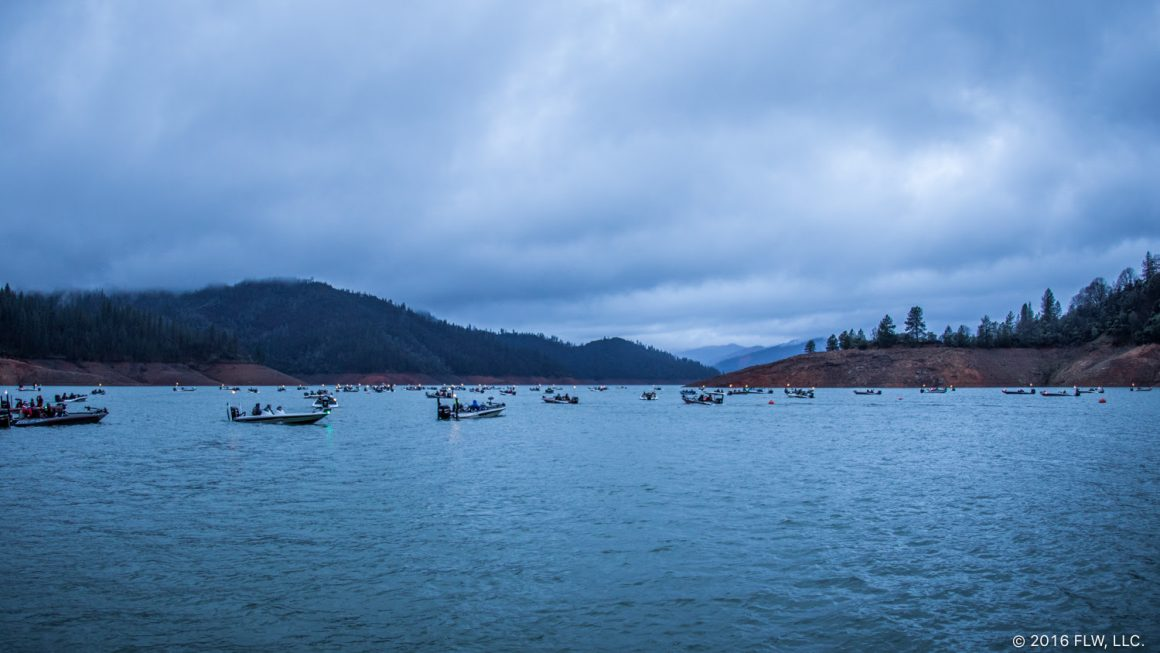 Toyota Series West to Kick Off at Lake Shasta Jan. 28