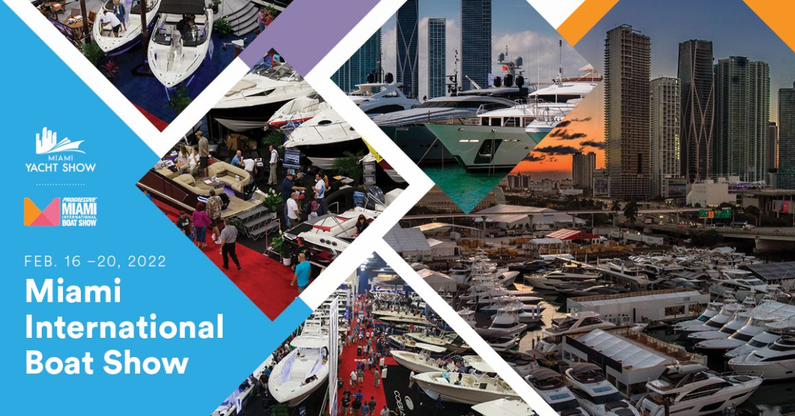 NMMA, Informa Markets Join Forces, Unite Miami Boat and Yacht Shows
