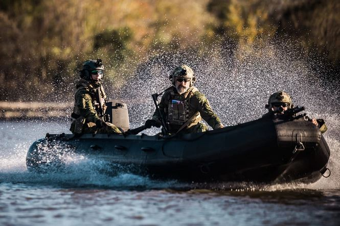 Mustang Survival: Inflatable Solution for Special Ops
