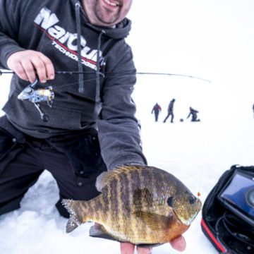 Northland Tips for Panfish Through the Ice
