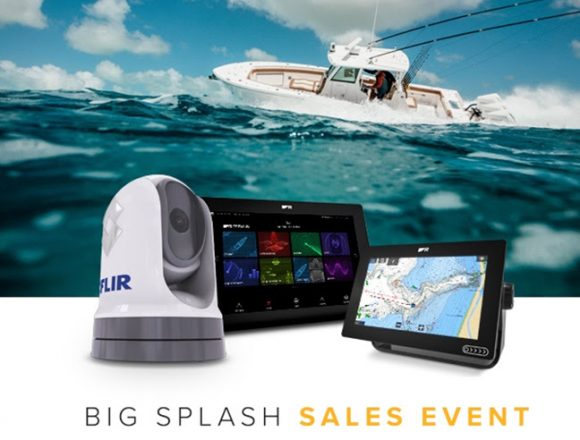 "Raymarine ""Big Splash"" Sales Event"