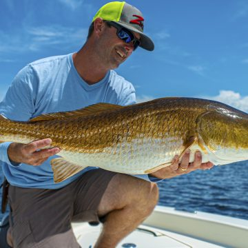 """Chasin' Redfish on New Episode of """"Chasin' the Sun"""""""