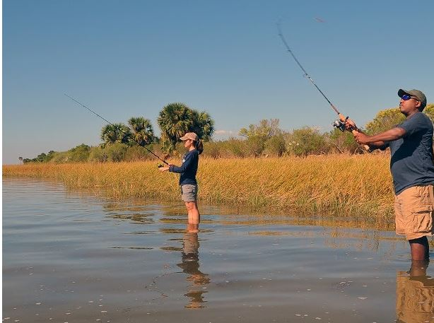 Learn Saltwater Fishing in Florida with Virtual Clinics