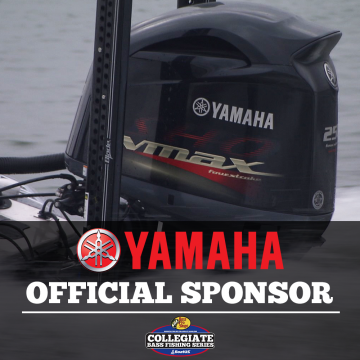 Yamaha Outboards Extends Support of Collegiate Fishing