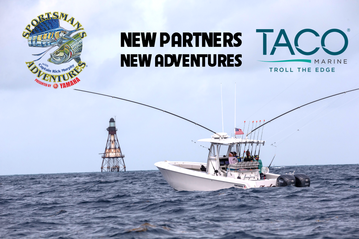 TACO Marine Joins Sportsman's Adventures for 2021