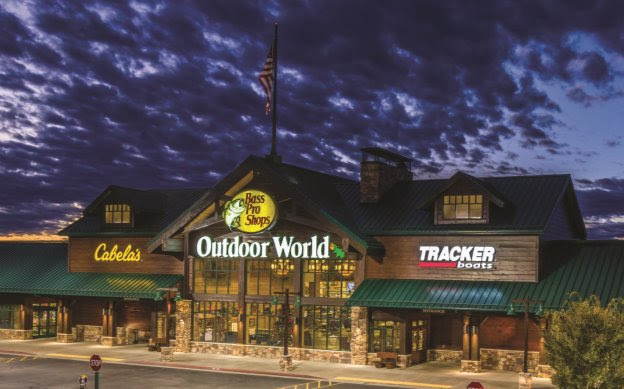 Forbes names Bass Pro Shops one of America's Best Employers