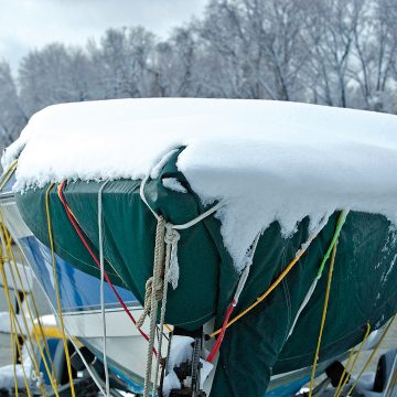 Time for a Late Winter Boat Checkup