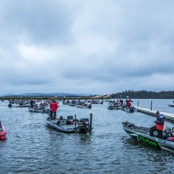Lake Guntersville Readies to Host Toyota Series Event