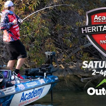 MLF Academy Sports + Outdoors Heritage Cup Premiere's Saturday on Outdoor Channel