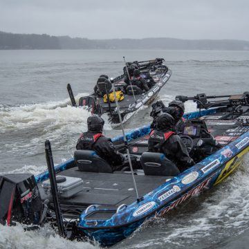 MLF Summit Cup Wraps TV Production on Lake Murray