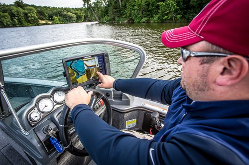 Northland Tips on Side-Imaging for Walleyes