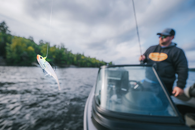 Righteous Rippin' with Northland's Rippin Minnow
