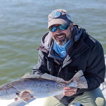 S.C. Anglers Encourage Release of Largest Seatrout