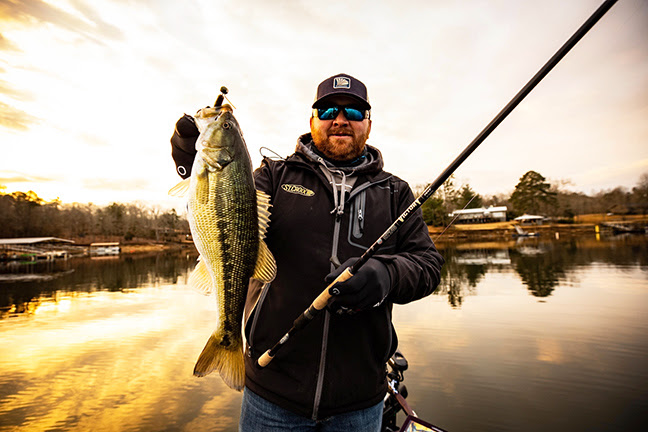 St. Croix Victory Series Bass Rods Announced
