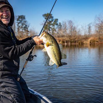 Bass Fishing Ironman Stephen Browning on the NEW St. Croix Victory Series