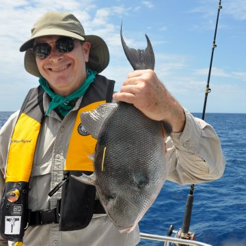 Gray Triggerfish Season Opens March 1 in Florida