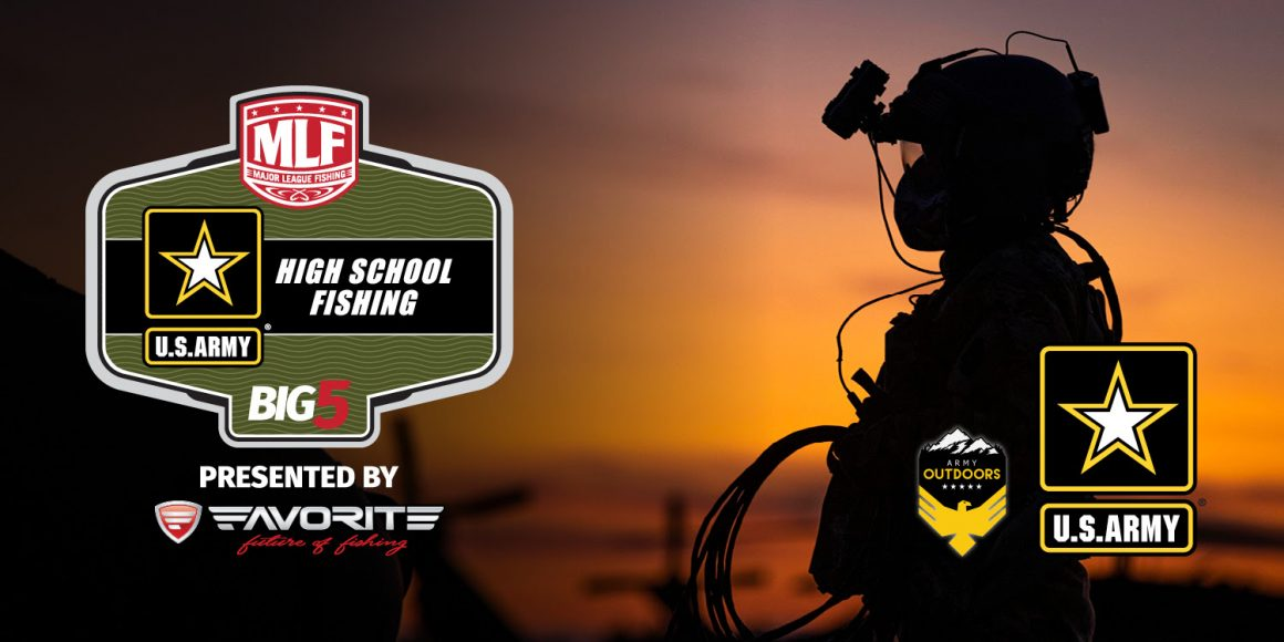 U.S. Army Signs as Title Sponsor of MLF High School Fishing