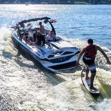 Boaters Oppose New Hampshire Wake Boat Bill
