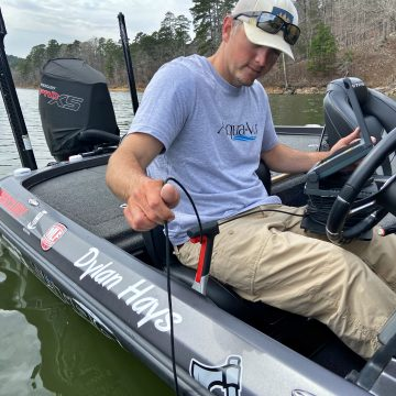 Underwater Camera Use Grows Among Bass Anglers