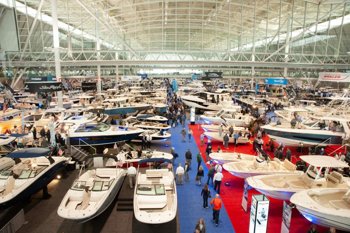 Boat Inventories Low, Sales High