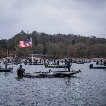 Dale Hollow Lake to Host Toyota Series Event