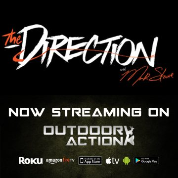 "Now on Outdoor Action TV: ""The Direction TV"""