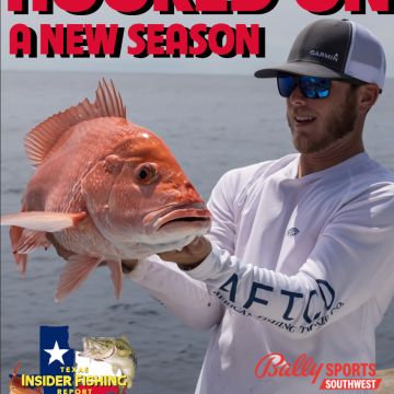 This Week on Texas Insider Fishing Report