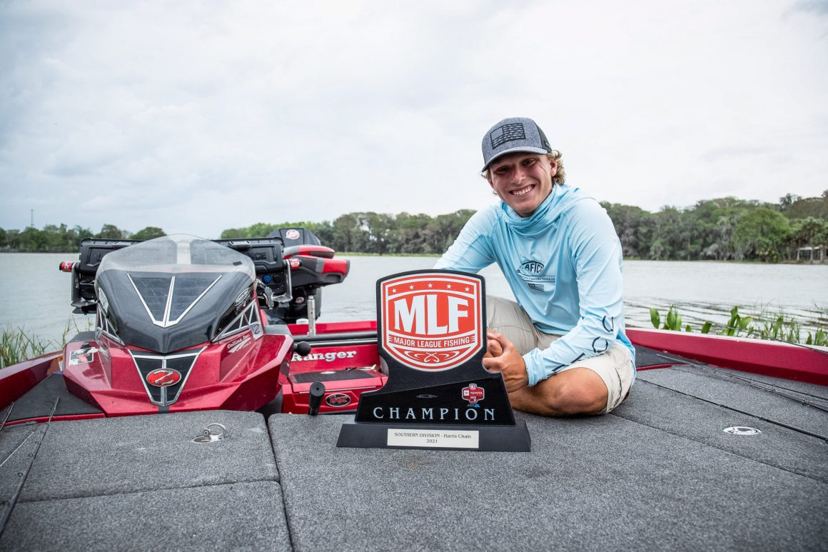 19-Year-Old Boater Wins First Career MLF Victory, Earns $40,000