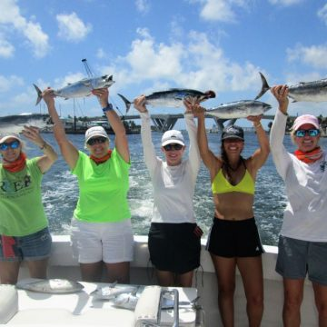 """Learn How to Fish at """"Ladies, Let's Go Fishing!"""" South Florida April 23-25"""