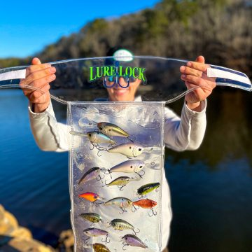 Secure Your Tackle with the NEW Lure Lock Roll-Up