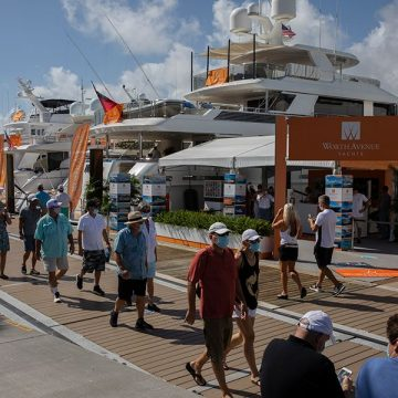 Palm Beach Boat Show Set for March 25-28