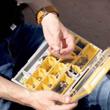 New Size from Plano® EDGE™ – 3600 Terminal Box