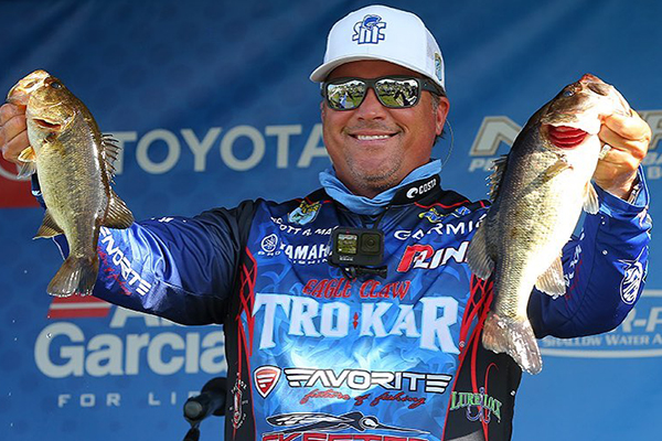 Scott Martin'Starting Over' After 20 Years of Professional Fishing