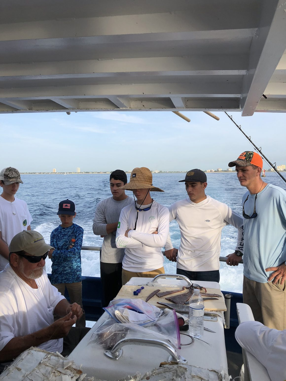 Saltwater Angling Instruction for Kids June 18-19