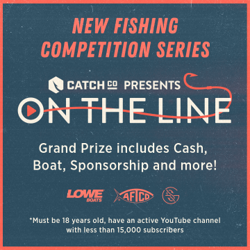 """Catch Co. Launches """"On the Line"""" Competition  to Find Next YouTube Star"""