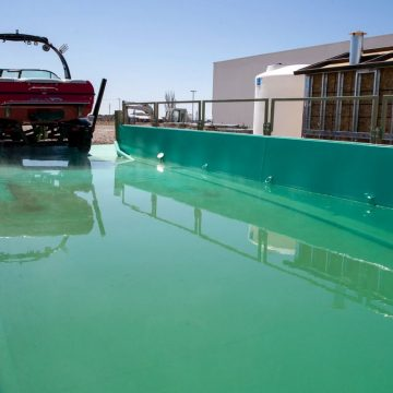 Revolutionary Dip Tank Stops Invasive Mussels