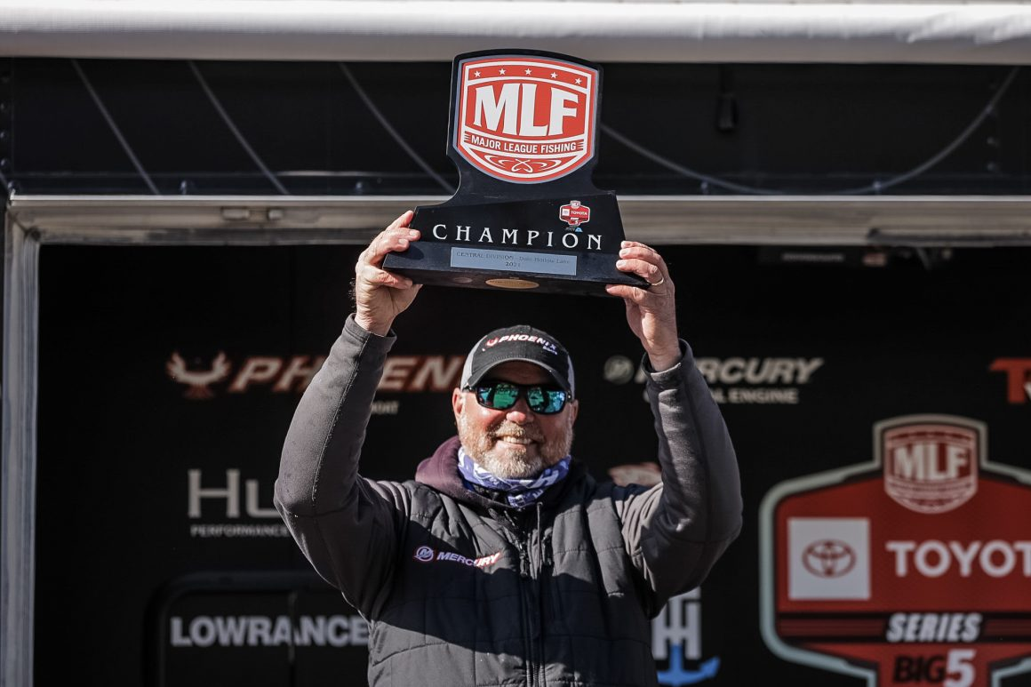 Wagner Dominates Toyota Series Event on Dale Hollow Lake